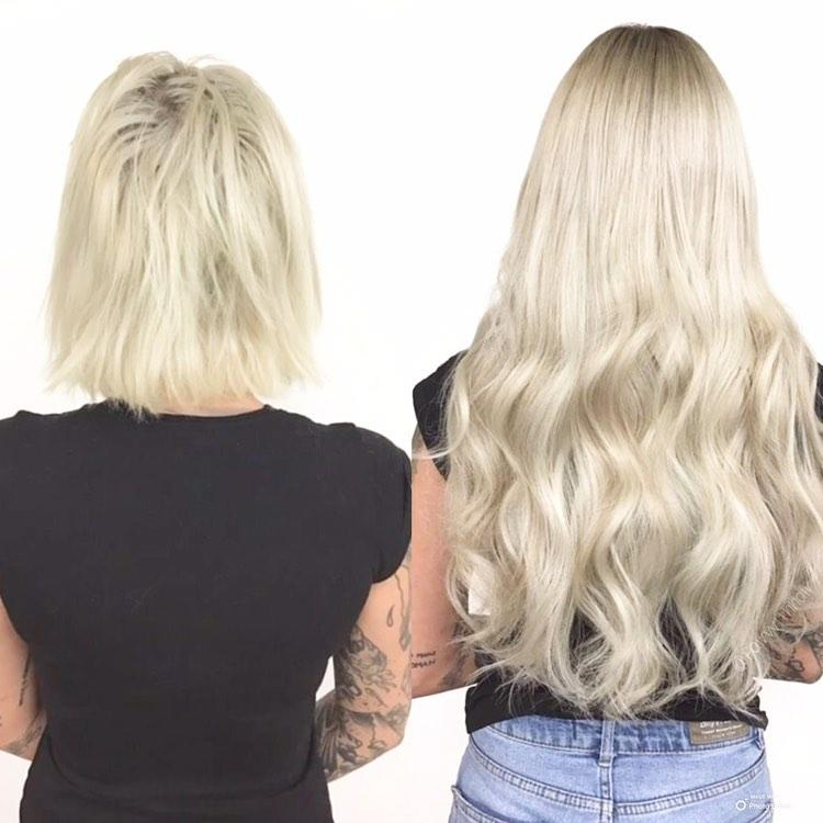 Paows Tejp hårförlängning 50cm