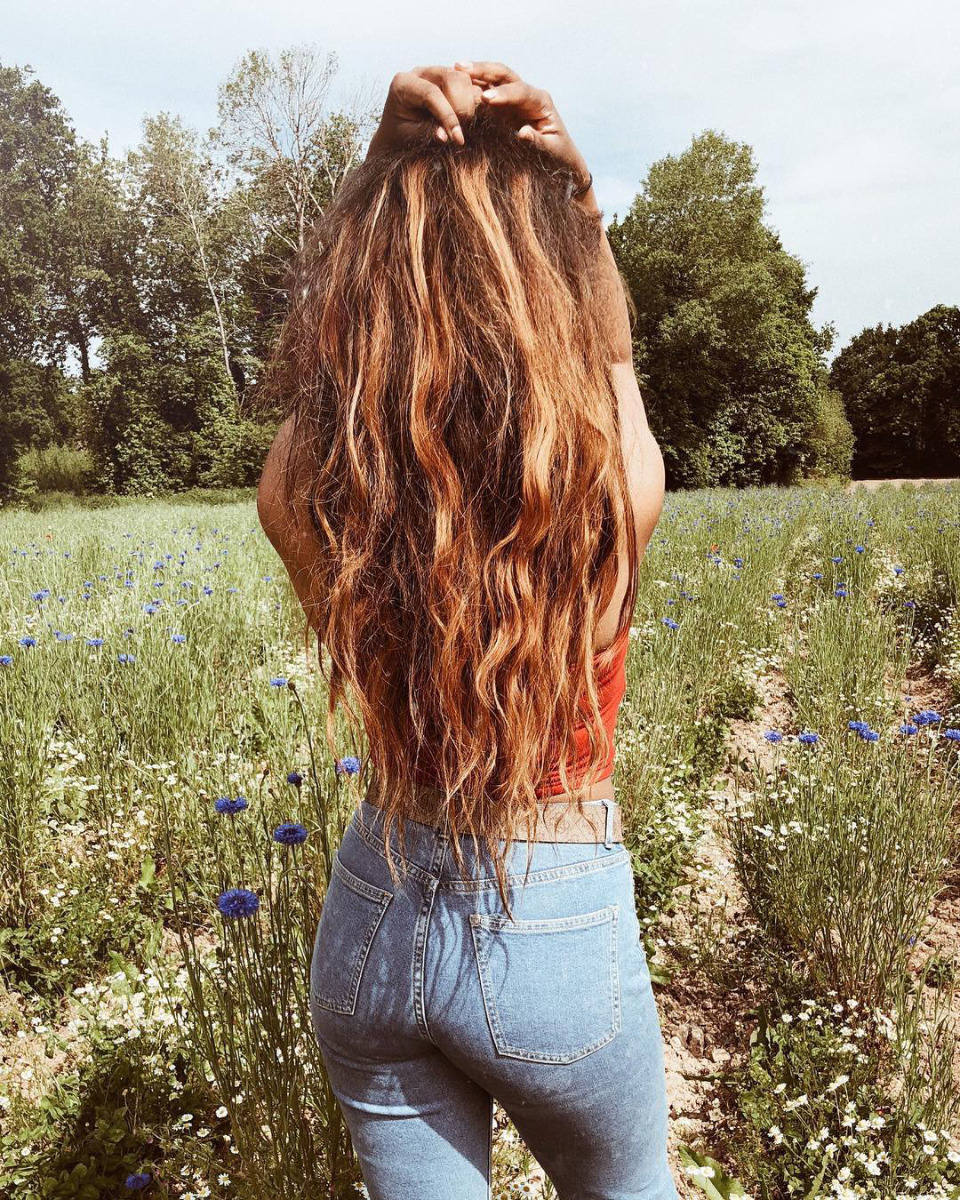 Sabina Deciree hairextensions